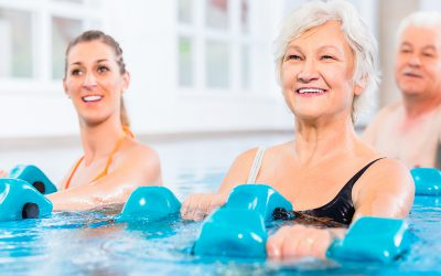 Pools offer fitness, relief for older adults