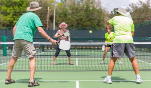 Physical Therapy Benefits Pickleball
