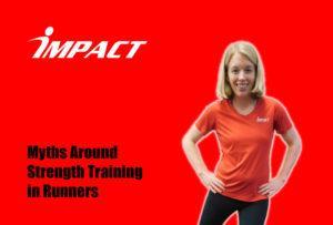 Runner's 4x4 Excercise for Strength and Endurance Impact PT