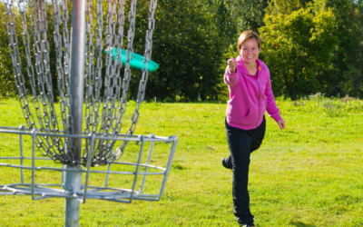 Top 5 Great Disc Golf Courses On The Westside